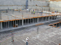 Factory Shuttering Material On Hire