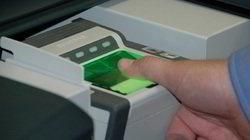 Live Scan Fingerprint Scanner