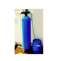 1000 Lph Domestic Water Softener