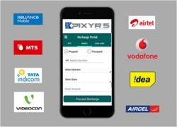 B2C Mobile Recharge Website