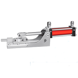 Air Operated Straight Line Toggle Clamps