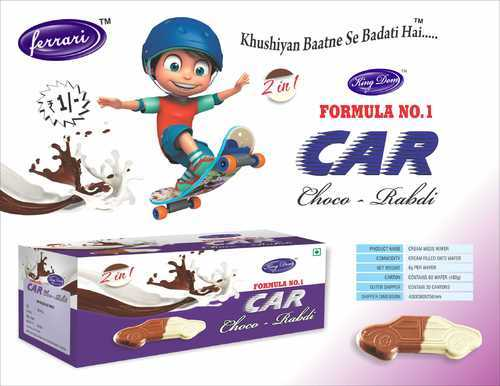 Formula Car, Choco- Paste  2 In 1