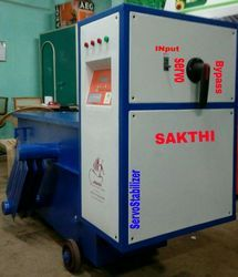60kva Servo Stabilizer Oil Cooled