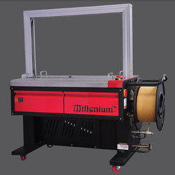 Automatic Strapping Machine with Power Belt
