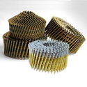 Coil Nails For Pneumatic Nailer