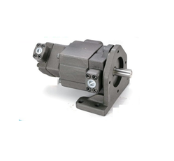 Variable Displacement Double Vane Pump