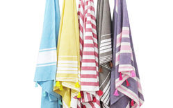 Fouta Towels With Tassels