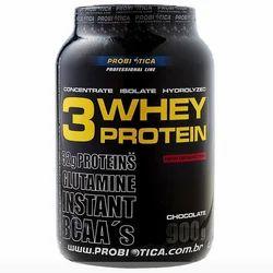 Whey Protein Body Builder Supplement