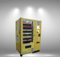 Credit And Debit Card Smart Food Vending Machine