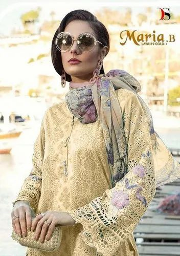 01951f8b5a Pakistani Suit - Deepsy Suit Maria b 19 Gold Collection Pakistani ...