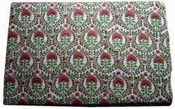 India Hand Block Printed Jaipuri Cotton Fabric