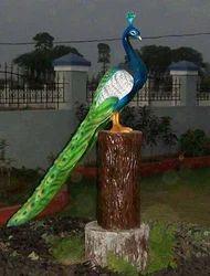 FRP Peacock