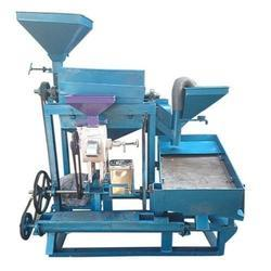 Semi Automatic Pulses Processing Machine