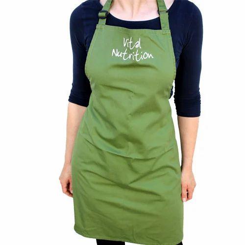Cotton Apron - Kitchen Apron Garden Apron Personalised Apron ...