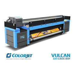 UV Flatbed Roll to Roll Printing Machine