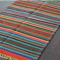 Cotton Woven rugs