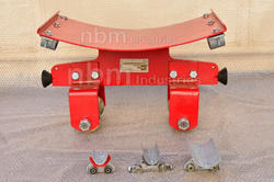 Heavy Duty Festoon Towing Trolley For Thermal Power Plant