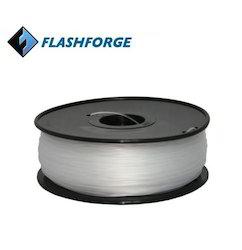Flashforge Original Transparent PLA 1.75  3D Printer Filament
