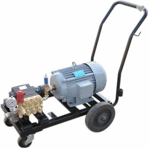 High Pressure Pumps Motorised Hydrostatic Test Pump And