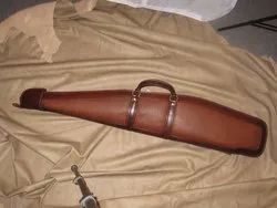 Leather Rifle Case