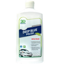 KKE 3D Deep Blue Metal Polish