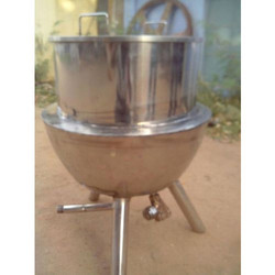 Standard Model Double Jacket Kettle