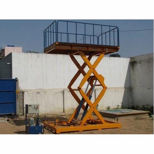 Scissor Lifts Hydraulic Scissor Lift Table Manufacturer