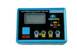 Mextech Brand Digital Earth Tester Model No-DET-99C