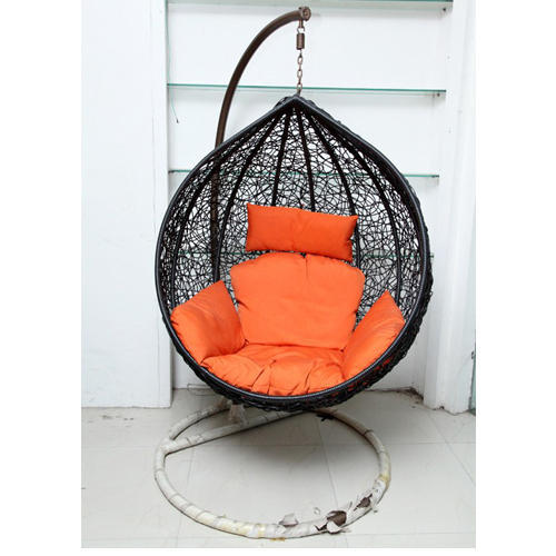Outdoor Wicker Swing Chair Outdoor Wicker Swing With Stand
