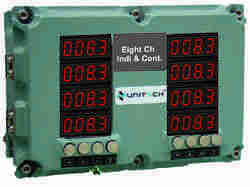 Flame Proof Multi Channel Indicator