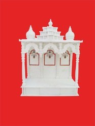 Hand Crafted Temple