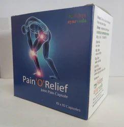 Herbal Pain Relief Capsule