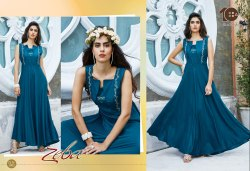 Floor Length Kurtis
