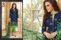 Embroidered Collar Neck Sachika Salwar Suit Fabric