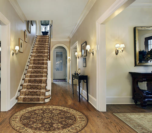 Stairs Classical Carpets