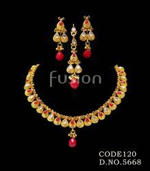 Traditional Ethnic Necklace Set