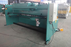 Sheet Cutting Shearing Machines