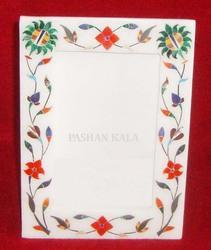 Inlay Marble Photo Frame
