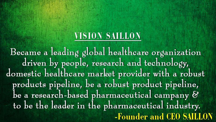 Saillon Pharma