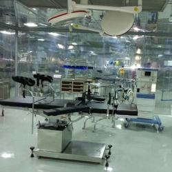 Modular Operation Theater Laminar Air Flow