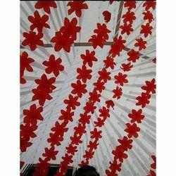 Decorative Wedding Hanging Tent