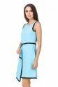 Fancy Blue Spring Dress