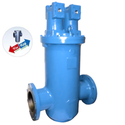 Combination Air Eliminator with Strainers