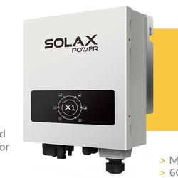 X1 Mini Solax Solar Grid Tie Inverter
