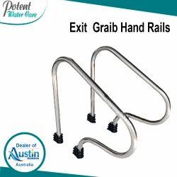 Exit Grab Hand Rails