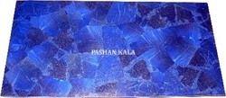 Semi Precious Lapis Lazuli Table Top