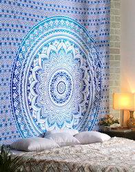 Mandala Printed Wall Decoration