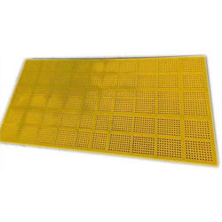 Surface Mining Equipment Polyurethane Screen