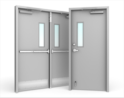 Fire Steel Doors