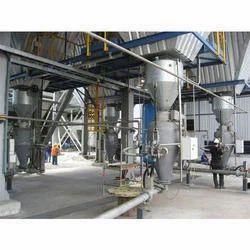 Pneumatic Powder Transferring System
